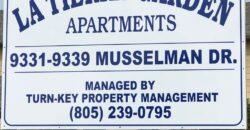 9337 Musselman Dr. Apt #21